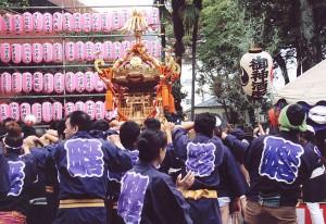 奉納氷川神社まつり